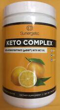 Premium Keto BHB Salts Supplement-Includes pure MCT Oil Powder-Exogenous Ketone