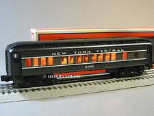 LIONEL NYC BABY MADISON COACH CAR 2380 o gauge train 6-81760 passenger 6-81756