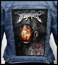 DRAGONFORCE - Inhuman Rampage --- Giant Backpatch Back Patch