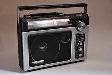 Vintage GE General Electric Superadio II 2 AM/FM Super Radio Model 7-2885F