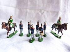 8 soldats de plomb allemands ou autrichiens  - Guerre 1914-1918 - Lot 13