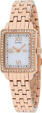 New Tommy Hilfiger Women Steel Rose Gold Pearl Dial Watch 22x26mm 1781128 $145