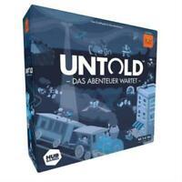 Untold - Das Abenteuer wartet Spiel Asmodee Neu+Top