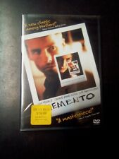 Memento (Dvd, 2001) Brand New Sealed Authentic Release. Us Seller