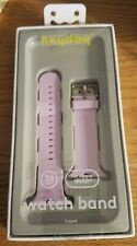 Heyday Apple Watch 38mm & 40mm Silicone Band - Lilac New