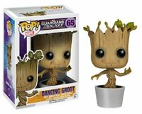 Funko Pop Marvel: Guardians of the Galaxy -Dancing Groot Vinyl Bobble-Head 5104