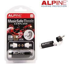 Alpine MUSIC SAFE CLASSIC TAPPI per le orecchie snr17 & snr18-MUSICISTI & DJ-GRATIS UK P & P