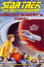 STARFALL, Starfleet Academy #8, Star Trek Next Generation - NEW PB