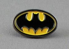 #0048 BATMAN LOGO ENAMEL METAL PIN BADGE LAPEL