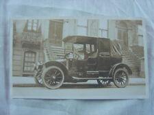 VINTAGE FOTO 1910 RENAULT Town Car Automobile 781