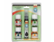 Docrafts Artiste Aqua Glass Starter Kit for Painting Crafts