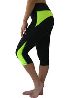 W-Sport® Women's Workout Fitness Training Sports Athletic Yoga Capri Legging 856
