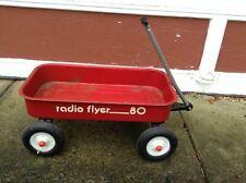 Vintage Radio Flyer 80 -- Red Wagon