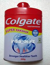 3 x 200 = 600 grams Colgate Toothpowder Tooth Powder with Calcium & Minerals