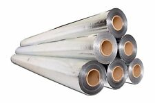 résistant Radiant Barrière isolation aluminium film 500 mètres carrés 4X125