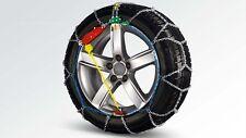 ORIGINAL AUDI Chaînes neige classe de base pour dimensions de pneus 205/60 R16