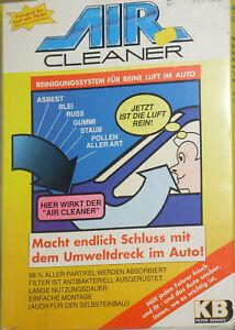 Air Cleaner für BMW 5er (E34) ab 01/88 und 7er (E32) ab 09/86  KB Filtersysteme