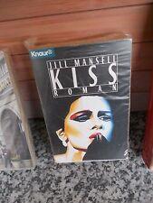 Kiss, ein Roman von Jill Mansell, aus dem Knaur Verlag
