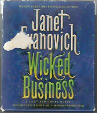 Wicked Business by Janet Evanovich (2012, CD, Unabridged)