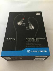 Sennheiser IE 80 S In-Ear Noise-Isolating Headphones