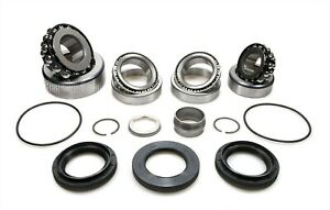 BMW 1 M Coupe M3 M5 M6 Z4M Rear Differential Bearings Repair Kit