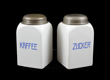 Paire Céramique stockage-cans Sucre café Modèle Alex 99845056
