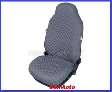 Universal Comfort Front Car Grey Quality Seat Cover for Car 4x4 Van Bus SUV