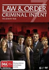 Law And Order - Criminal Intent : Season 7 (DVD, 2016, 6-Disc Set)