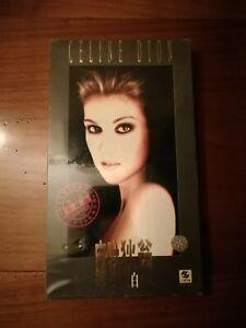 cd en coffret longbox de Celine Dion CHINOIS (3 CD +1 VCD ) neuf tres rare