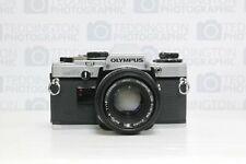 Olympus OM-10 with 50mm f1.8 Lens