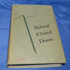 Behind Closed Doors:The Secret History of the Cold War by Ellis M. Zacharias (19