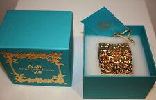NEU ANNA DELLO RUSSO at H&M Armband GOLD FAMILY, Etikett, OVP bracelet AdR