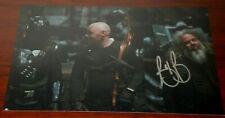 BILL BURR SIGNED THE MANDALORIAN MAYFELD RARE STILL 8X12 PHOTO AUTOGRAPH COA B