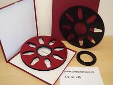"Cassette Bobine 10,5"", 1 paire pour AKAI, Teac, Revox, Studer, m15a, Nº lj5 -"