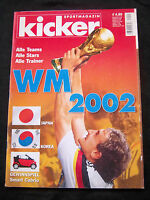 Orig.Komplette PRG   Weltmeisterschaft JAPAN + KOREA 2002 // Sonderedition ! TOP