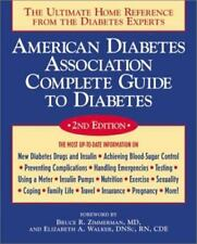 The American Diabetes Association Complete Guide to Diabetes by American...