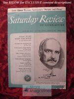 Saturday Review January 8 1944 GEORGE SANTAYANA KLAUS MANN +