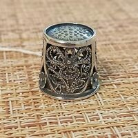 THIMBLE sterling silver 925 Russia  # 930908