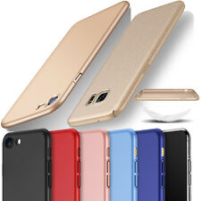 Ultra Thin Slim Matte Hard Back Case Cover Frosted Shell for Samsung S8 Plus New