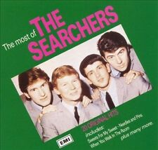 Most of the Searchers by The Searchers (CD, Jul-2006, Virgin/EMI (pre-2013))
