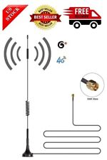 Cell Phone Signal Booster Antenna Smartphone Mobile Home Car Repeater RV Truck
