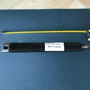 Virgin Racing genuine Formula 1 souvenir - suspension torsion bar - unique item