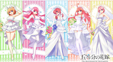 The Quintessential Quintuplets Nakano Miku Anime Poster Home Decor Prints Gift