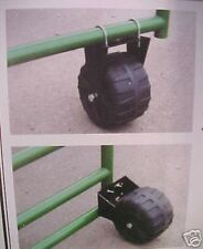 BEST Fence Gate Wheel On the market! Patented SEE made in USA quality!