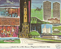 """""""Chicago"""" drawing from 1964 Calendar"""