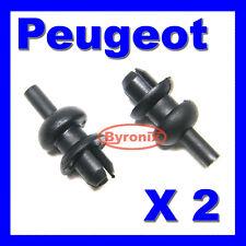 PEUGEOT PARCEL SHELF CORD STRING PLASTIC CLIPS 106 205 206 306 307 308