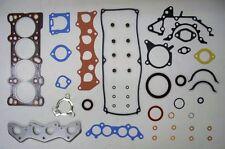 90- 94 Mazda 323 Engine 1.6L Full Gasket REPLACEMENT Set