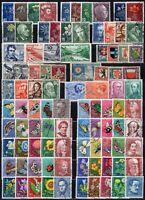 Svizzera - Lotto di 94 francobolli (Pro juventute), 1926/61 - Usati