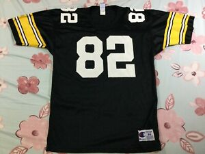 Pittsburgh Steelers Yancey Thigpen #82 Football-NFL Champion Jersey Size44