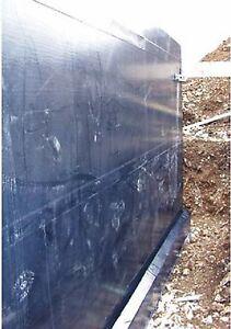 15 qm KSK Abdichtbahn selbstklebend, selbstverschweißend DIN 18195 Boden+Wand